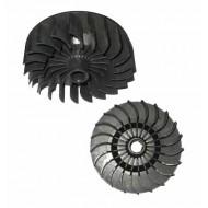 Крыльчатка д/бетоносмесителя Agrimotor фото