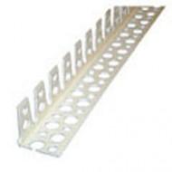Профиль угловой пластиковый (арочный) 2,5 м фото