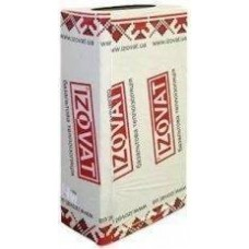 Базальтовая вата Изоват (IZOVAT)135 пл.100х1000х600мм, в упаковке 1,2м2 фото