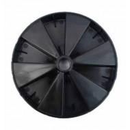 Колесо пластмассовое д/бетономешал. Agrimotor фото