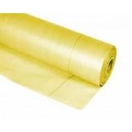 Гидробаер прозрачный Extra HR1 65 50х1,5 м (75 м.кв. в рул.) желтая фото