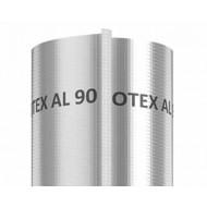 Паробарер Strotex AL фольгов. 90 г/м.кв. 50х1,5 м (75 м.кв. в рул.) фото