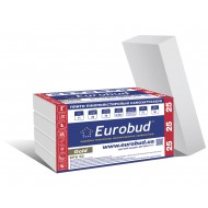 Пінопласт ПСБ EUROBUD EPS 40  (1000*500*100мм) фото