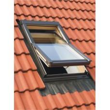 Вікно мансардне  55* 78 OMAN EN з центр. віссю і з окладом KOF