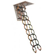 Чердачная лестница Nozycowe NT 120*70