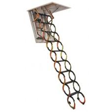 Чердачная лестница Nozycowe NT 120*70 фото