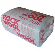 ROCKMIN PLUS-100мм (0,61м*1м, 6.1 м.кв. в упак.) вата минеральная фото